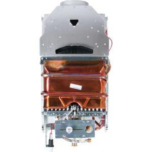 Установка газовой колонки Bosch